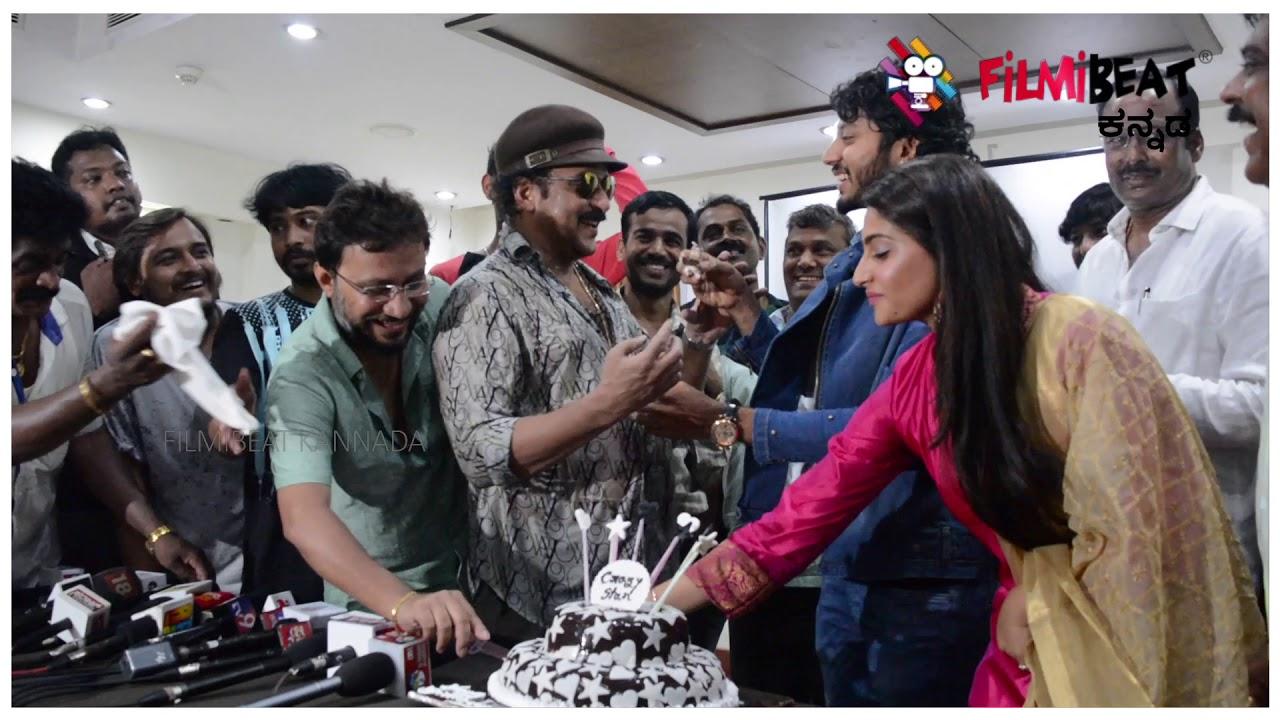 Cake Recipe In Kannada Video: Ravichandran Birthday : ರವಿಮಾಮನ ಹುಟ್ಟುಹಬ್ಬ ಆಚರಿಸಿದ