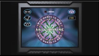Who wants to be a millionaire - PS1 - Part 85