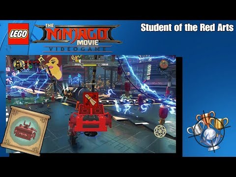 LEGO Ninjago Movie Video Game - Student of the Red Arts - Trophy ...