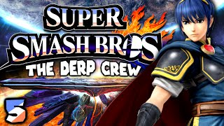 Final Destination! (Super Smash Brothers: The Derp Crew - Game 5)