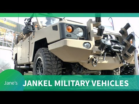 Jankel - Military Vehicle Update (DVD 2018)