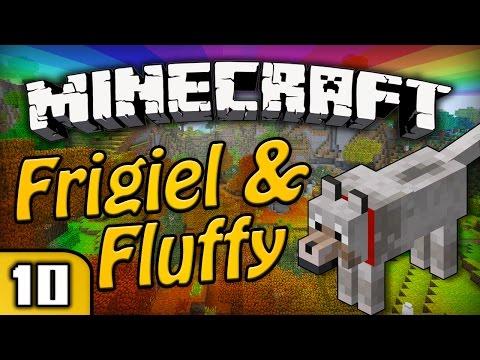 Frigiel & Fluffy : Le temple du vent | Minecraft -  S3 Ep.10