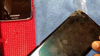 Galaxy s8+ Como remover solo cristal