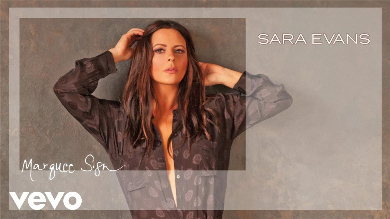 Sara Evans - Marquee Sign (Audio) - YouTube