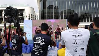 NUS Orientation 2018 Rag and Flag - Prince George's Park PGP Hall 2.1of11 [HD]