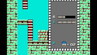 Mega Man - Cutman Stage - User video