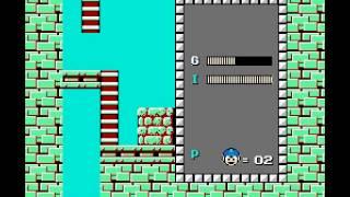 Mega Man - Cutman Stage - User video