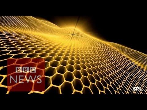 Graphene light bulb made of 'wonder material' - BBC News