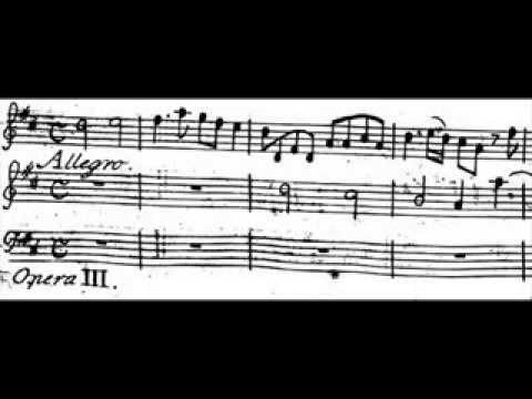 Corelli, A. Trio Sonata Op. 3, n. 2