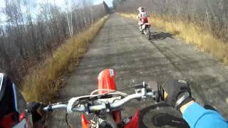GoPro HD Edit - Road Ride (Motocross)