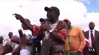 Zimbabwe's Tsvangirai, Who Fought for Democratization, Dies at 65
