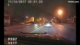 Dash CamVvideo: High Speed Chase Through Milwaukee That Ended With 12-Year-Old Arrested, 7 Injured
