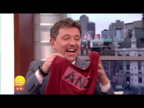 Andi Peters Gets Kate Garraway the BEST Gift! | Good Morning Britai
