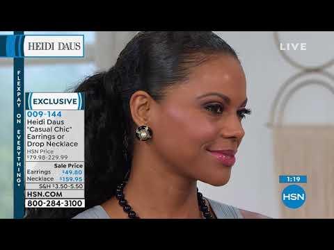 Heidi Daus . http://bit.ly/2WW7q8O