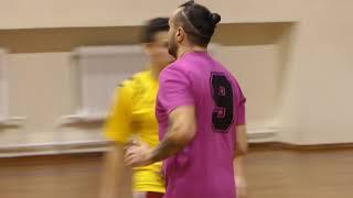 Обзор матча Лагуна 2-7 Виктория (Барановичи)