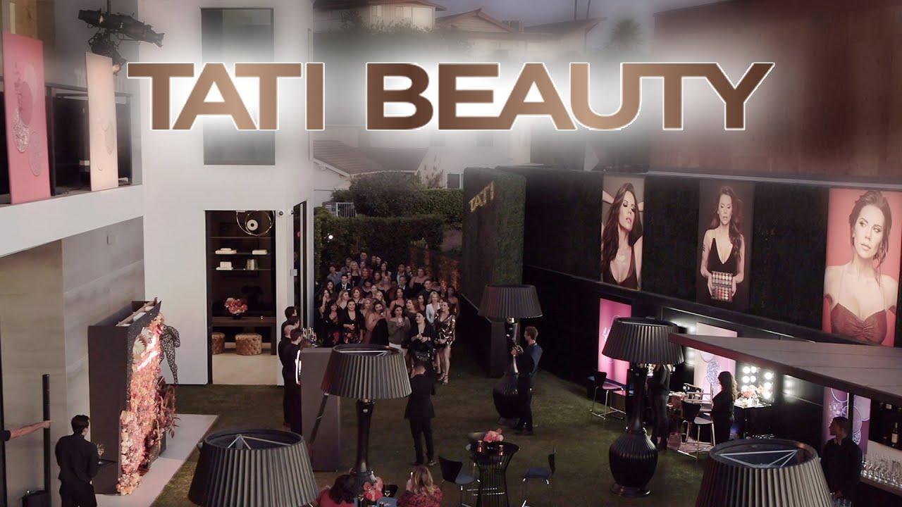 Beauty Vlogger Tati Westbrook Launching Makeup Line