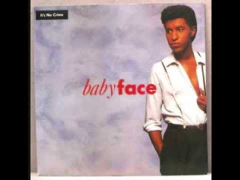Babyface - It's No Crime