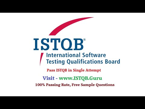ISTQB Dumps - Free Download PDF - New ISTQB Syllabus 2018