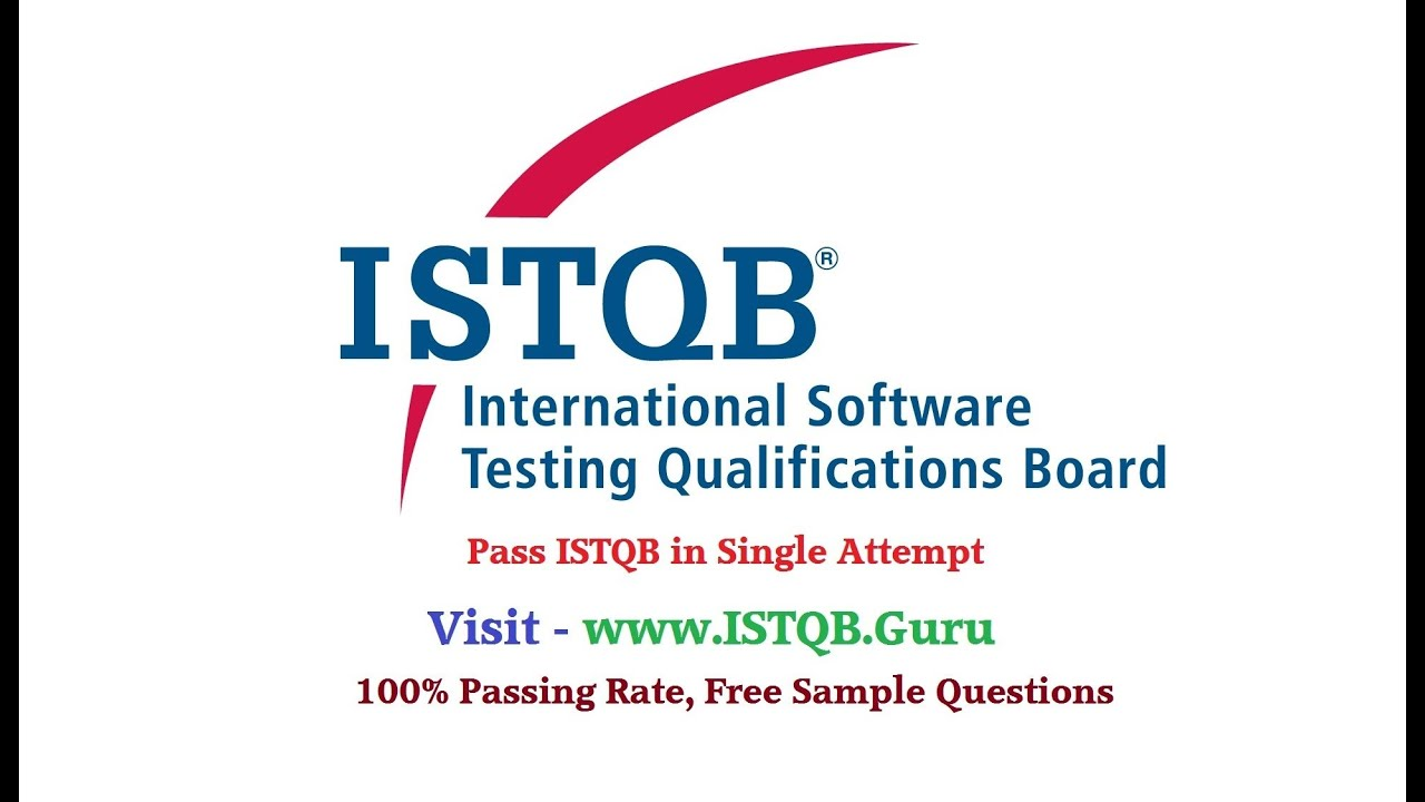 ISTQB Dumps 2019, Sample Questions, Mock Tests - ISTQB Syllabus 2018