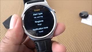 "Unboxing Smartwatch ""Ulefone GW01"""