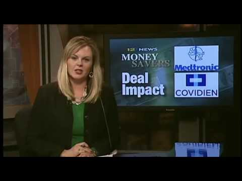 Medtronic-Covidien deal: shareholder impact