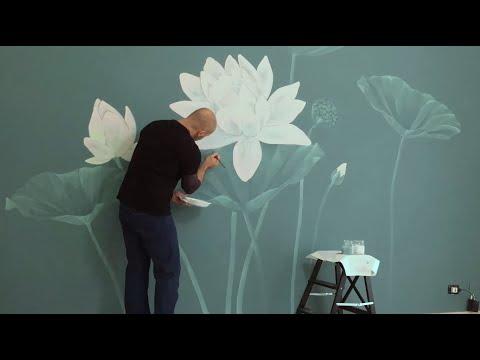 Ninfee Giganti (Giant water lilies) by Giorgio Terranova