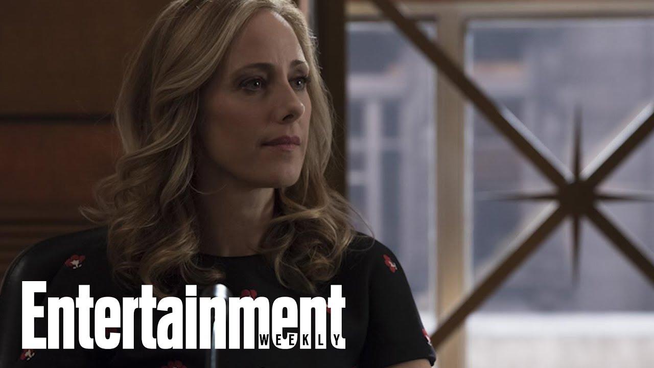 Grey's Anatomy Promotes Kim Raver To Series Regular Again | News Flash