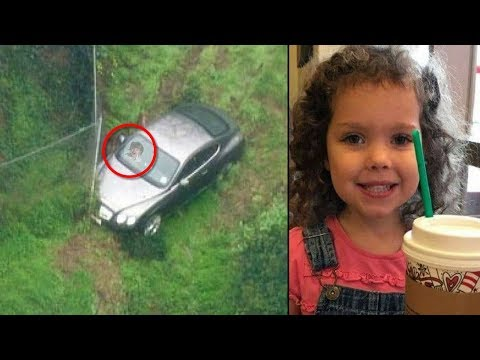 Missing Girl Is Found Inside Of A Car In The Woods, Then Cop