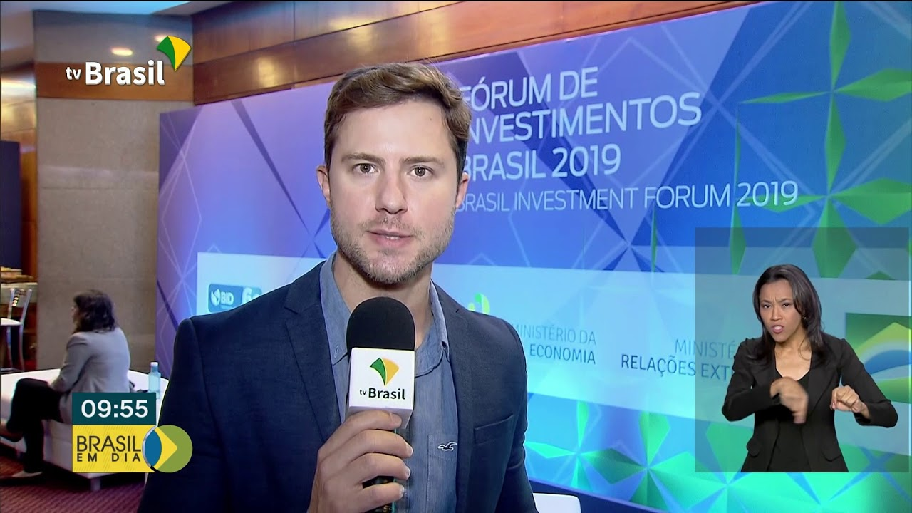 Ministro Moro participa Fórum de Investimentos Brasil 2019