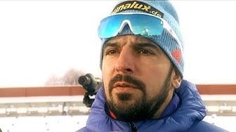 Russische Biathleten mit schwerem Stand