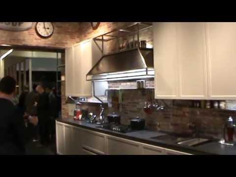Cucina Frame Snaidero opinione - YouTube