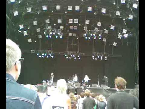 The Bluebyrds at IOW 2010