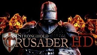 JUGANDO Stronghold Crusader HD - EL IMPERIO PIRÓMANO (Mayorcete)
