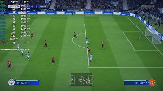 Ryzen 5 2500U Review - FIFA 19 - Gameplay Benchmark test