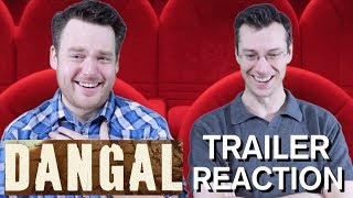 Dangal - Trailer Reaction