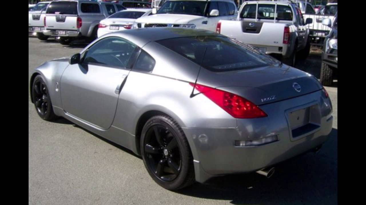 2006 nissan 350z 350z grey automatic coupe youtube. Black Bedroom Furniture Sets. Home Design Ideas