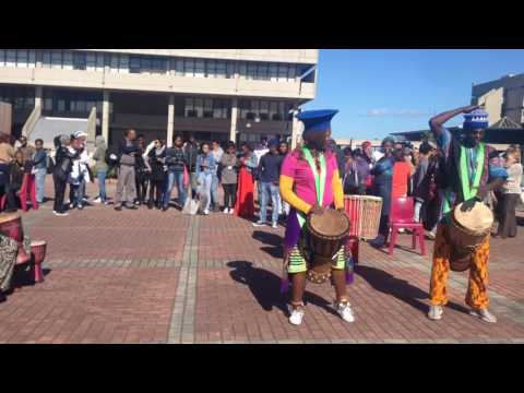 Africa Week Market Day - Interactive Drumming