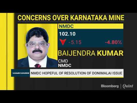 NMDC Clarifies On Karnataka Mine Concern #BQ