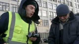 Два дПСа из отмороженного ГИБДД и  водитель.(В Челябинске видимо все такие тупые., 2013-03-10T21:44:08.000Z)