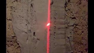 Маяки для штукатурки по лазерному нивелиру (подробности в аннотациях)