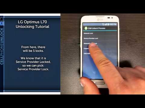 How to Unlock LG G5 - CellPhoneUnlock net