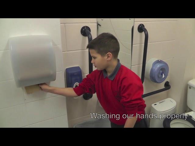 St Josephs Handwashing