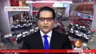 (دی بی سی فارسی) - 3 - آمارکرونا  (قدرت رسانه!)   DBC Persian