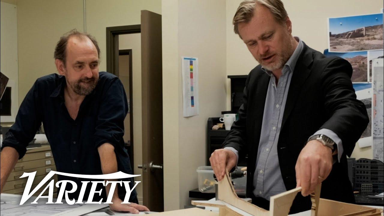 'Tenet' Production Designer Reveals Past Christopher Nolan Movie Easter Egg