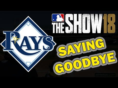SAYING GOODBYE TO A FAN FAVORITE | TAMPA BAY RAYS FRANCHISE