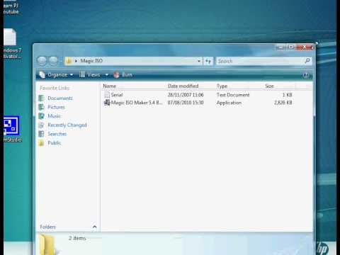 make bootable dvd with magic iso crack