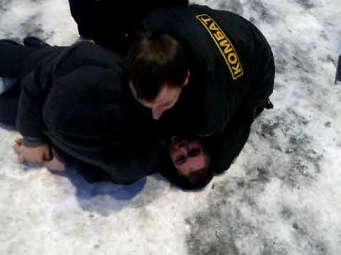 Меркурий Дзержинск. Наша полиция нас бережёт!