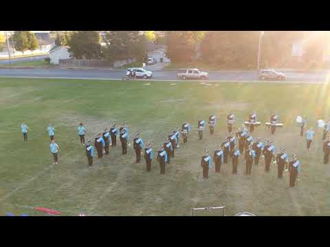 Sky View High School Marching Band 8/9/19