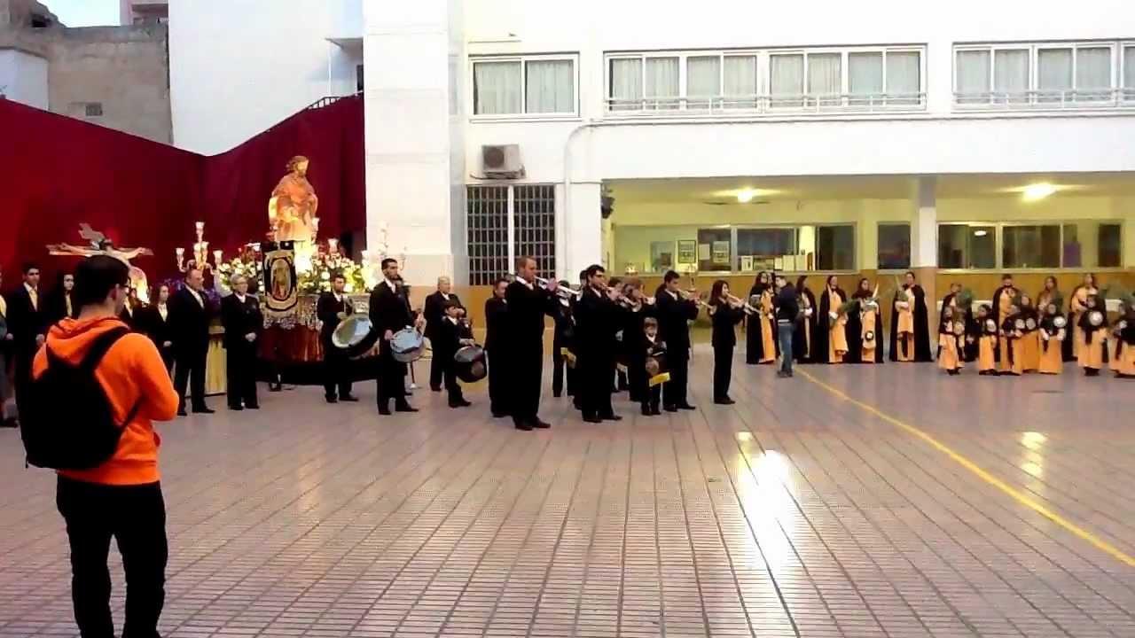 Cerca de ti banda santa monica semana santa 2013 palma - Colegio aparejadores mallorca ...