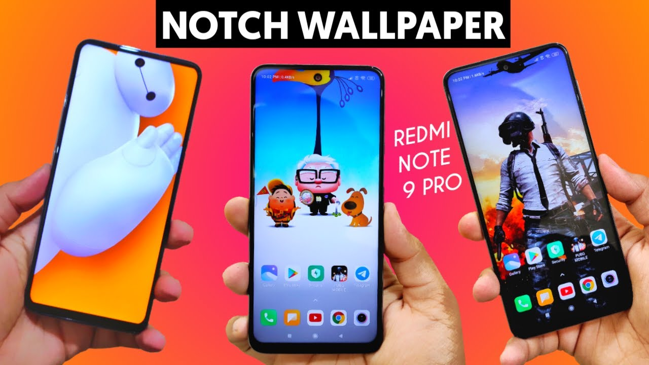 Best 100 Notch Hiding Wallpaper For Redmi Note 9 Pro Max Hide Your Notch Punch Hole Wallpaper Youtube
